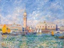 1388_60х50_Ренуар О. - Вид Венеции