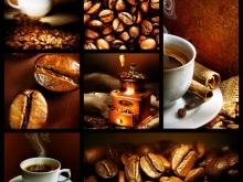 Кофе, 40х40см 1400руб (репродукция на холсте)