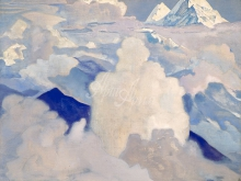 2118_50x37_Н.К. Рерих - Белый и небесный