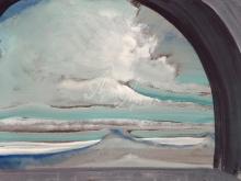2121_50x35_Н.К. Рерих - Белое облако
