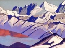 2143_40x26 Рерих «Эверест»