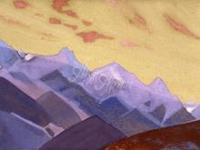 2160_40x26 Рерих «Хребет. Подходы к Эвересту»