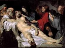 1839_90х122_П.П.Рубенс - Оплакивание