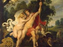 Рубенс Питер Пауль. Венера и Адонис II