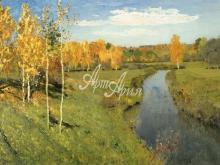 2003_100х152Левитан И.И. - Золотая осень