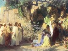 2073_70х36 Г.И.Семирадский - Римская оргия блестящих времен цезаризма