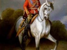 2278_135x90 Сверчков Н.Е. - Александр III на коне
