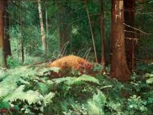 2340_70х42_А.Н.Шильдер - В лесу