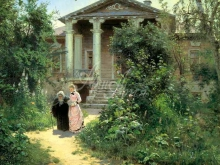 2396_60х52_В.Д.Поленов - Бабушкин сад