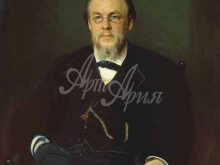 2406_70х57_И.Н. Крамской -Портрет доктора С.П. Боткина
