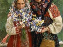 2451_70х47_И.С.Куликов - Луговые цветы 1913
