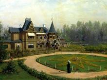2478_60х42_Л.Ф. Лагорио - Дача. 1892
