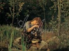 2535_60х42_В.М. Васнецов - Алёнушка