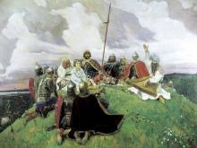 2536_60х45_В.М. Васнецов - Баян
