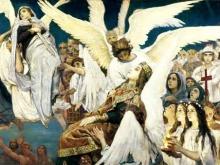 2542_70х30_В.М. Васнецов - Радость праведных о Господе (правая часть)