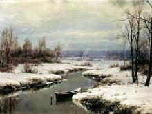 2546_65х43_И. А. Вельц - Начало зимы