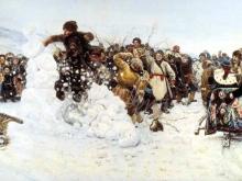 2573_70х39_В.И.Суриков - Взятие снежного городка