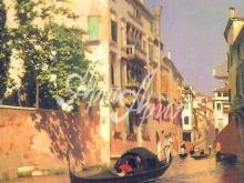 1111_Санторо Рубенс  - Венецианское лето