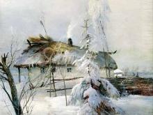 2417_65х49_А. К.Саврасов  - Зима