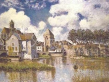 1174_60x41_А.Сислей - Море-сюр-Луа