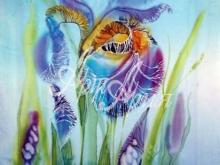 3017_40x27 В.В.Кандинский - Сюрреалистический цветок