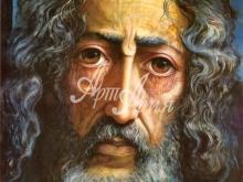 3048_50x42 А.А.Исачёв - Апостол Петр