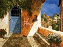 3097_67x50 Ж.Аршамбольт - Французская дверь