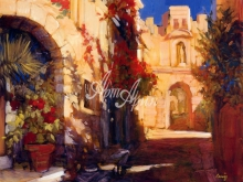 3119_80x62 Ф.Крэйг - Старая церковь Крийон ле Брав