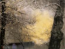 3202_56х42 Лю Маошань - Пейзаж акварелью 3