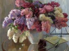 3223_60х60 В.Чуйков - Цветы от Шопена