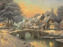 3242_100х66_Т. Кинкейд - Рождество в Кобллстоун