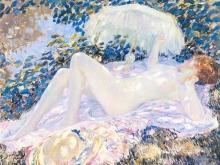 3329_40х31_Фриске Ф. К. - Венера в солнечном свете