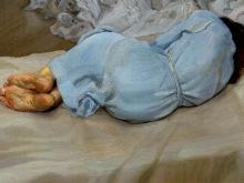 3646_60х42 Люсьен Фрейд - Спящая Аннабель