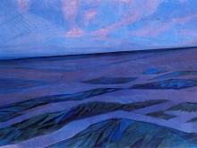 3694_60х34 Пит Мондриан -Пейзаж с дюнами
