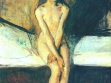 3787_60х43 Эдвард Мунк - Переходный возраст, 1895