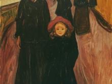 3788_60х45 Эдвард Мунк - quatre ges de la vie, 1902