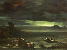 Жерико Теодор Потоп. Ок. 1814. Париж, Лувр