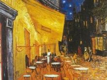 1128_60х42 Ван Гог - Ночная терраса кафе