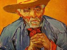 1134_70х58 Ван Гог - Портрет старого крестьянина Патьенса Эскалье