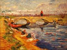 1139_70х65 Ван Гог - Мост через канал