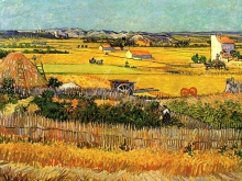 1706_75х59_В.Ван Гог_Урожай в Ла Кро