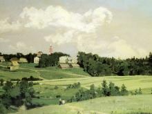 Васнецов Аполлинарий Михайлович. Ахтырка. 1880