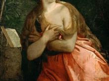 Веронезе Паоло.Кающаяся Мария Магдалина