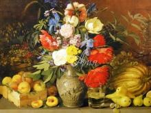 2077_120х81 И.Ф.Хруцкий - Цветы и плоды