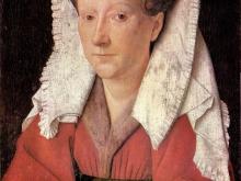1979_80х62_Ян ван Эйк - Портрет Маргареиты ван Эйк (1439)