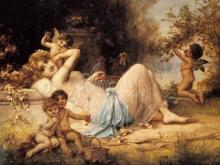 1743_45х37_Х. Цацка - Венера и её слуги