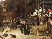 1522_70х38_Жак Дж. Тиссот - Возвращение блудного сына