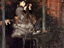 1546_65х44_Жак-Жозеф Тиссо - На стрельбище