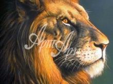 6051_60x40 Царь зверей