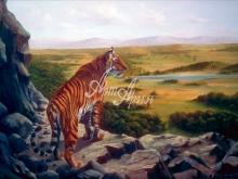 6071_60x40-tigr-smotryashhij-vdal